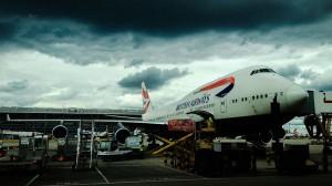 British Airways owner sets emissions target