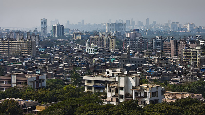 Mumbai (Flickr/ Nilesh)