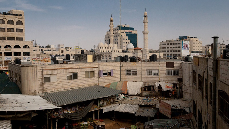 Ramallah, administrative centre of Palestine (Flickr/Montecruz Foto)