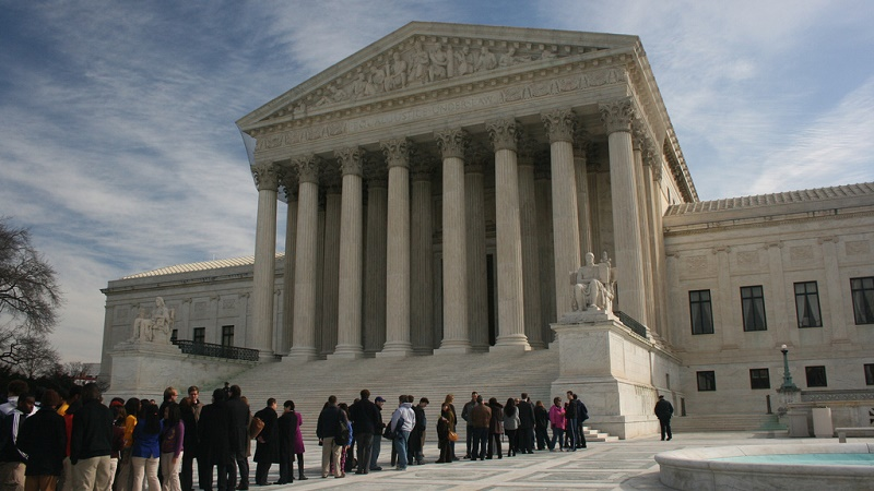 The US Supreme Court (Flickr/Supermac1961)
