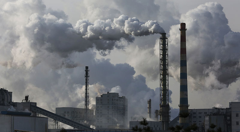 China doesn't need any more coal plants