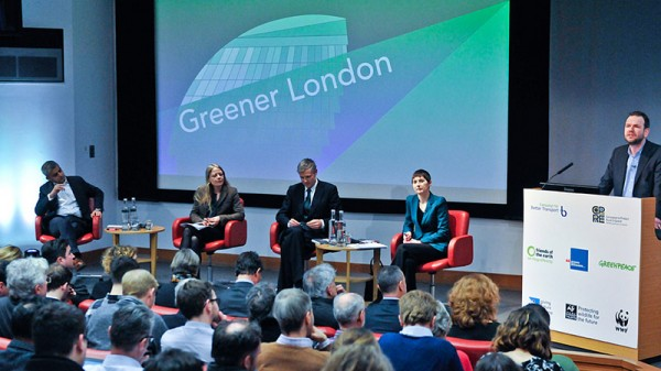 London: Fronting up to a global pollution battle