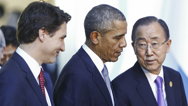 US, Canada to reveal new climate change goals