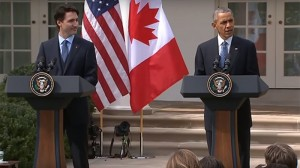 Weekly wrap: US, Canada leaders join forces to back Paris climate deal