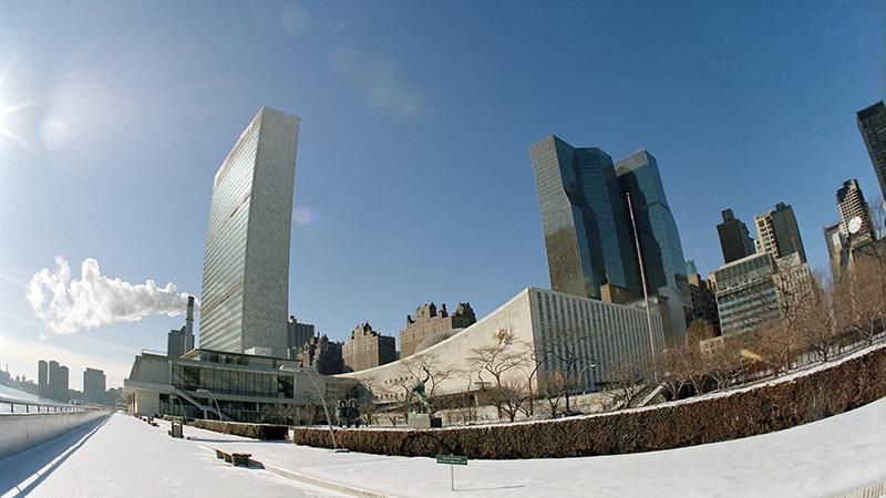 UN headquarters, New York (UN Photo/Evan Schneider)