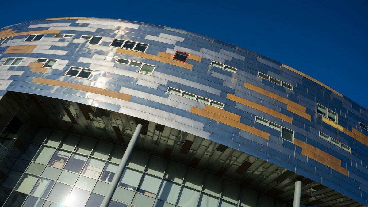 Middlesbrough College (Flickr/Paul Hudson)