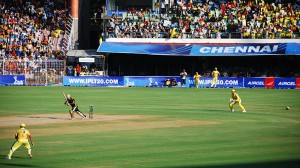 Drought stumps Indian cricket league
