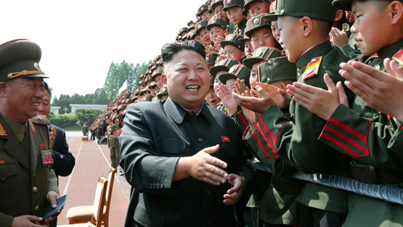 Kim Jong Un (Flickr/ Prachatai)