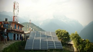Microgrids bring light, not industry to rural India