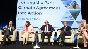 World Bank, Bank of England urge speed on climate