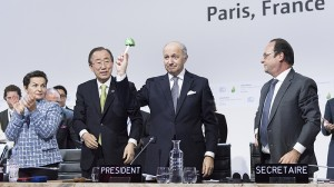 Early entry: Approving the Paris climate deal in 2016 makes sense