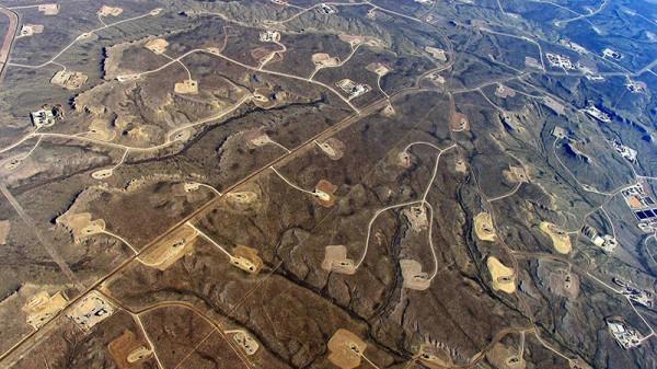 US shale gas investors eye billion-dollar gamble