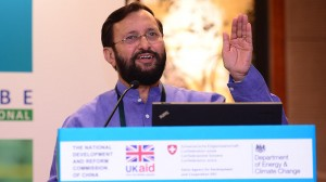 Javadekar: India to meet climate goals earlier than promised
