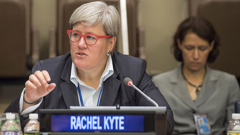 Rachel Kyte, Special Representative of the Secretary-General for Sustainable Energy for All (Pic: UN Photos)