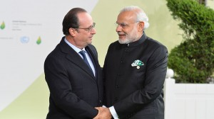 India affirms commitment to sign Paris climate accord