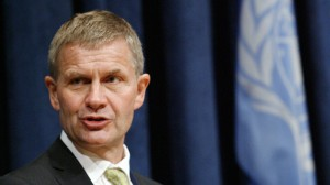 Erik Solheim: Meet the man tasked with protecting Planet Earth