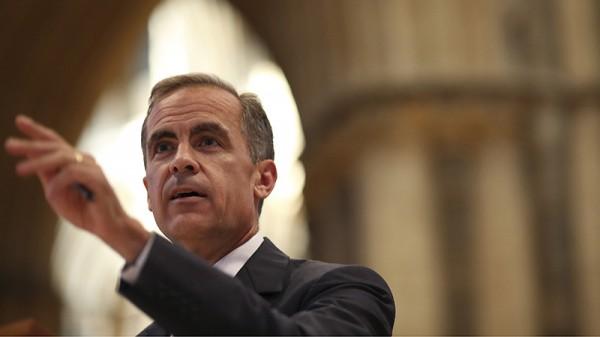 Mark Carney backs insurance drive for Paris climate deal