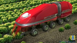 Can robots cut farming's carbon footprint?