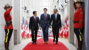 US, Canada, Mexico agree climate partnership