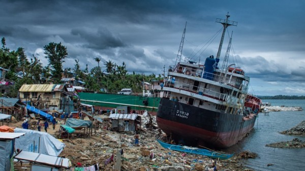 Tropical storms to get fiercer as the world warms
