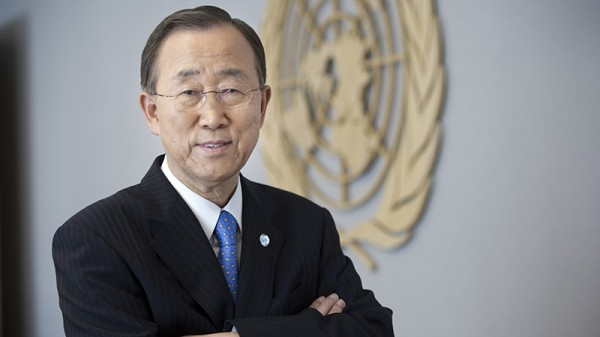 Ban Ki-moon calls on world to unite behind Paris climate deal