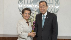 Christiana Figueres launches UN secretary general bid