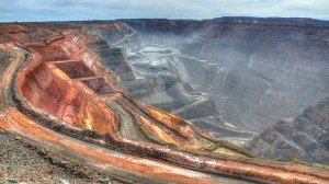 Global gold lust driving rise in mining emissions