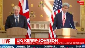 Kerry hails UK climate leadership after Boris Johnson talks