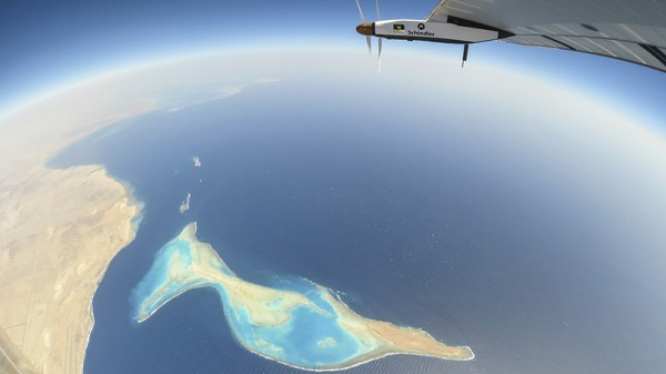 In pictures: Solar Impulse completes global flight