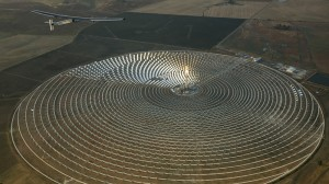 Giant Tunisian desert solar project aims to power EU