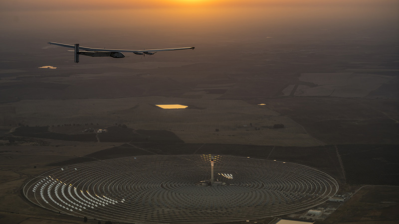 (Pic: Solar Impulse/Flickr)