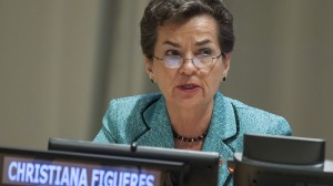 London calling: Figueres dives back into climate after UN bid