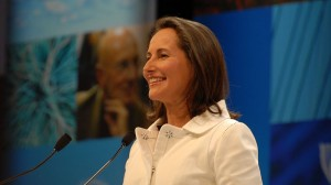 Segolene Royal calls for UN action on shipping emissions