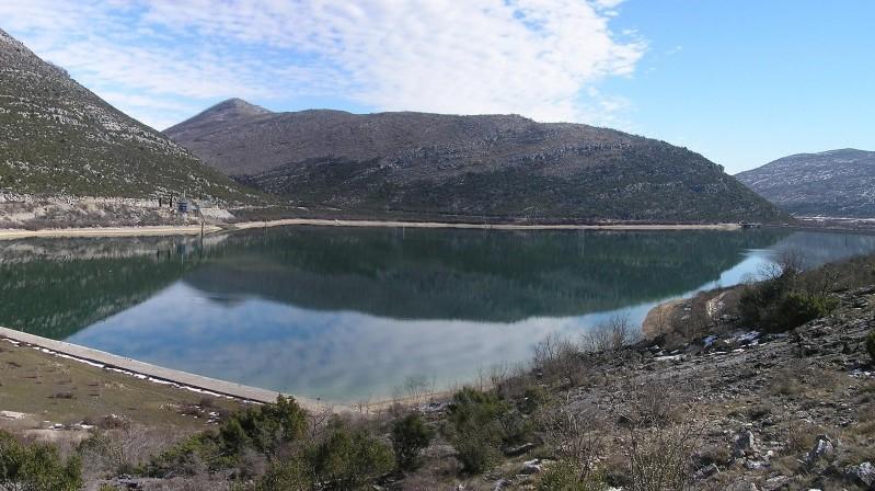 Capljina hydropower dam (Pic: Wikimedia Commons/WaMa