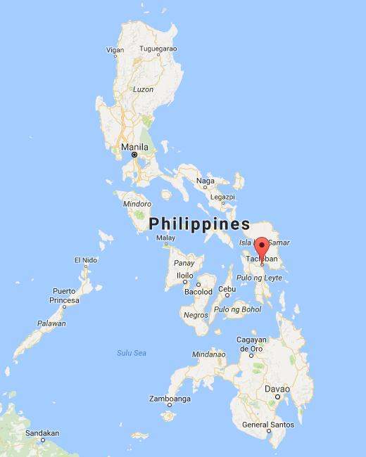 Map: Google