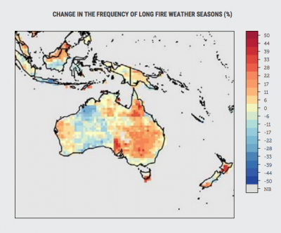 Screengrab: Climate Council/The Burning Issue: Climate Change and the Australian Bushfire Threat