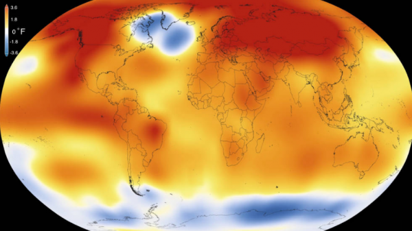 UN confirms 2016 will be hottest year on record
