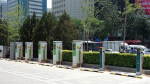 Beijing limits on car registration boost electric vehicles