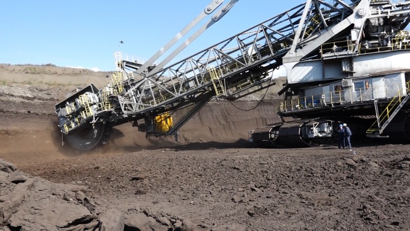 Kosovo's power supply is 97% reliant on lignite from Sibovc. Photo: Kallxo TV
