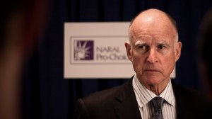 California governor pledges US climate change leadership