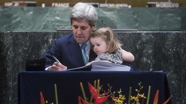 Joe Biden picks John Kerry as the US' presidential envoy on climate change