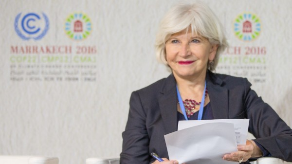 Tubiana: Paris climate deal designed to cope with Trump