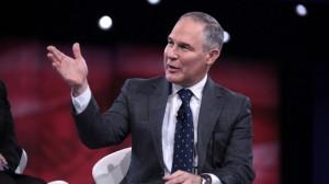 Trump EPA pick has sued EPA, is climate sceptic