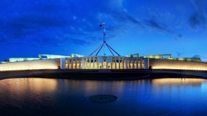 Full circle: 33 hours in Australian climate policy