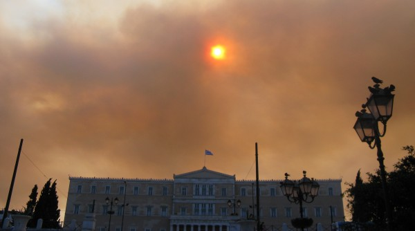 Fire bombs: why is the Mediterranean burning?