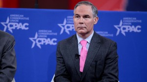 Trump's EPA pick: climate science 'subject to debate'