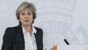 Crib notes: Will Theresa May tackle Trump on climate?