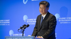 "Xi Jinping: UN climate deal ""must not be derailed"""