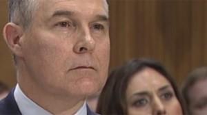 Over 400 ex-EPA staffers protest Trump environment pick