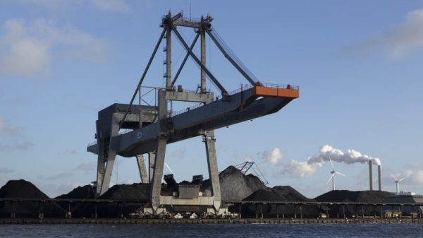 Port of Amsterdam set to be coal-free by 2030